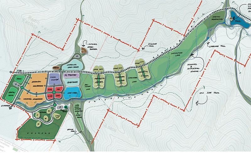 Quigley Farm Site Plan