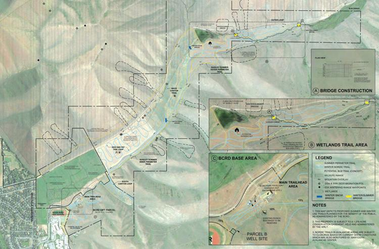 Quigley farm map